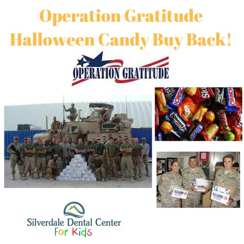 Operation Gratitude Halloween Candy Buy Back!